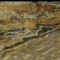 Storm Fire (Gold Marble)