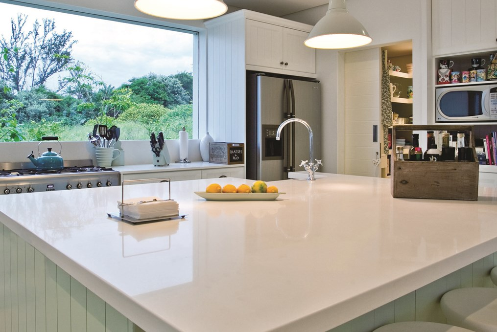 Caesarstone quartz kitchen worktops 1