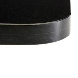 square edge detail kitchen worktops 1