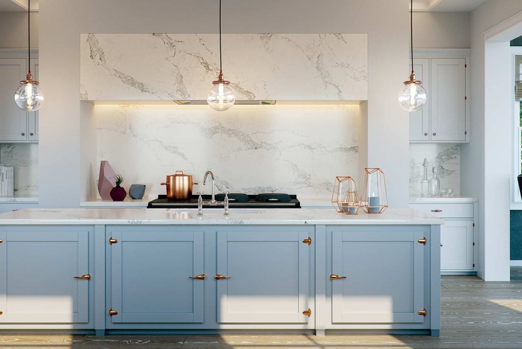Caesarstone quartz kitchen worktops 4