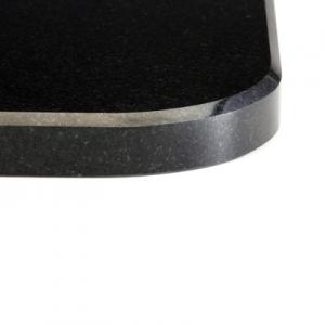 chamfered stone edge detail kitchen worktops 1
