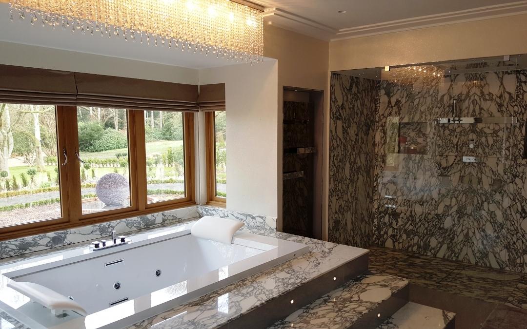 Arabescato marble Dorset Home
