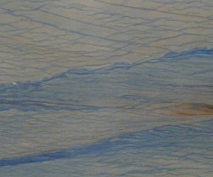 Azul Macaubas marble flooring