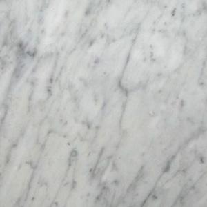Bianco Carrara marble flooring 1