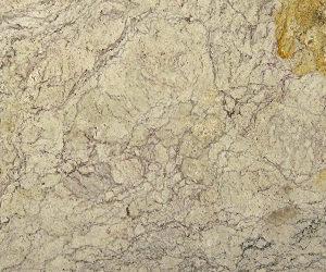 Bianco Romano marble flooring