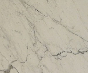Bianco Statuario marble flooring