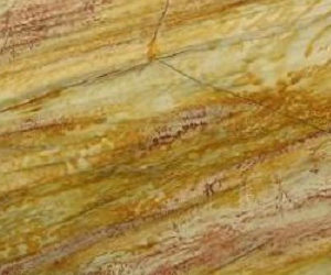 Carnaval (Gold/Brown Marble)