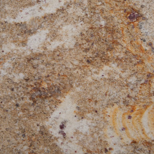 Colonial Cream (Gold/Cream Granite) stone