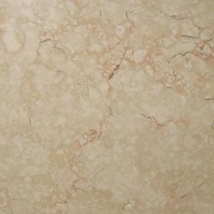 Crema Sinai marble flooring