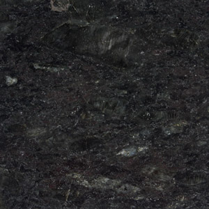 Electic Blue Select (Black/Blue Granite) stone