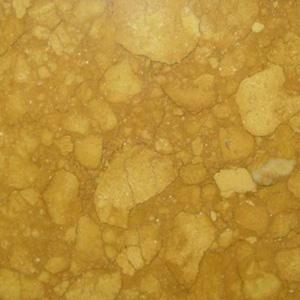 Giallo Antico marble flooring