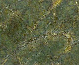 Golden Lightning (Green Marble) stone
