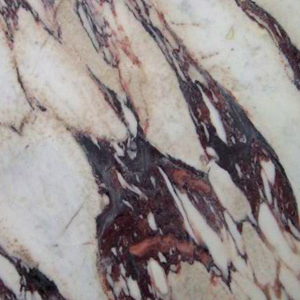 Grigio Carnico (Cream/Red Marble)