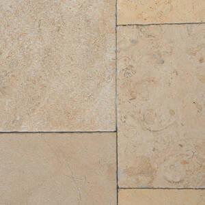 Melange Limestone Flooring Tiles