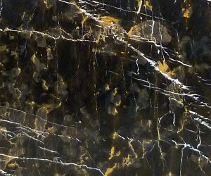 Michel Angelo (Black Marble) stone