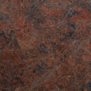 Red Malibu Granite worktops 1