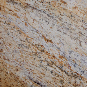 River Gold (White/Gold Granite) stone