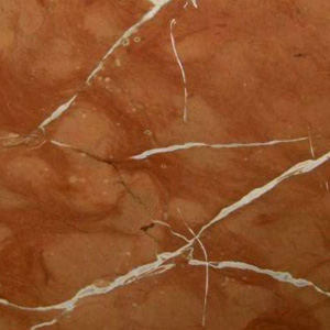 Rosso Alicante (Red Marble) stone flooring