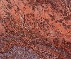 Santorini (Red Marble) stone tiles