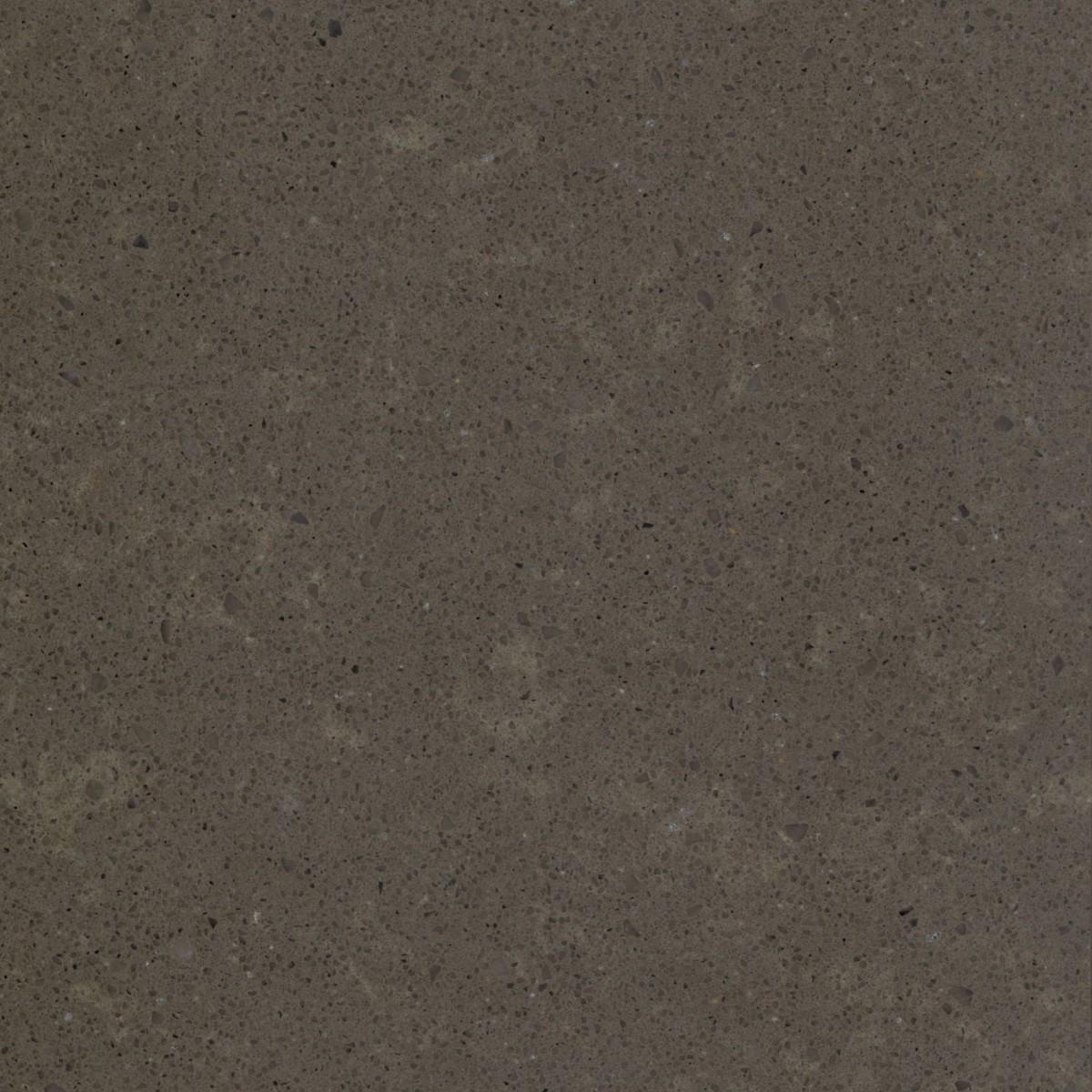 unistone Jura Brown quartz kitchen worktops 1