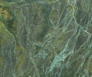 Verde Borgogna (Green Marble) stone flooring