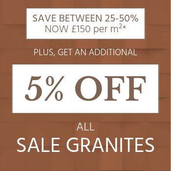 additional 5% off sale granties