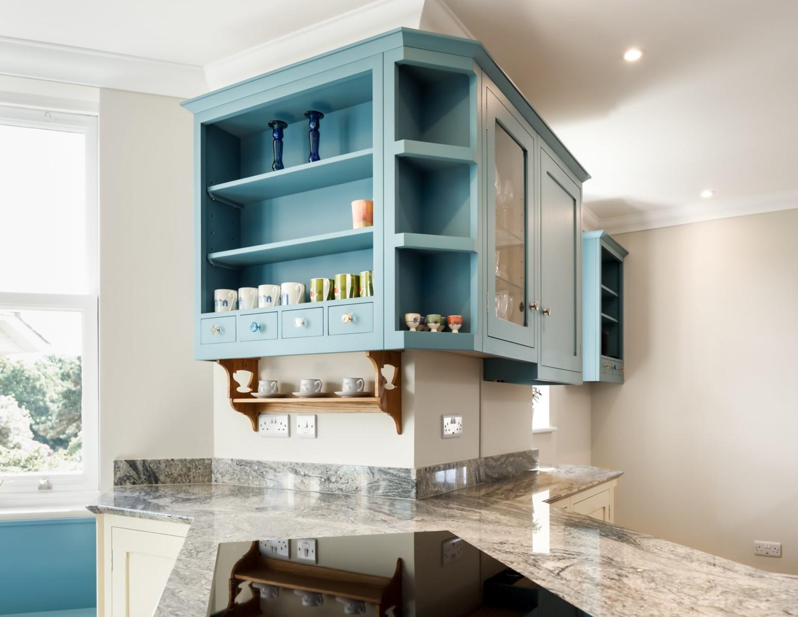 kinawa white granite bh kitchens 5