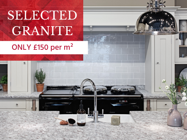 save on selected granite worktops 1